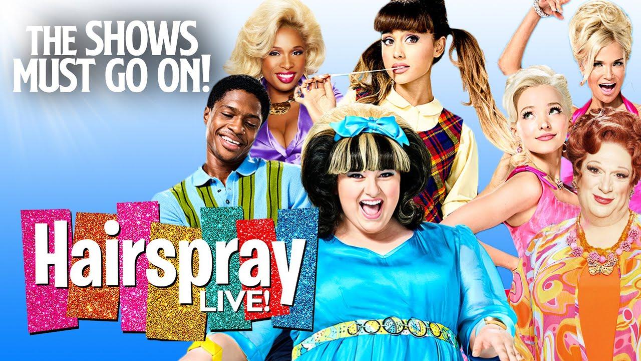HAIRSPRAY Live! (Musical Aufzeichnung)   The Shows Must Go On (YouTube)