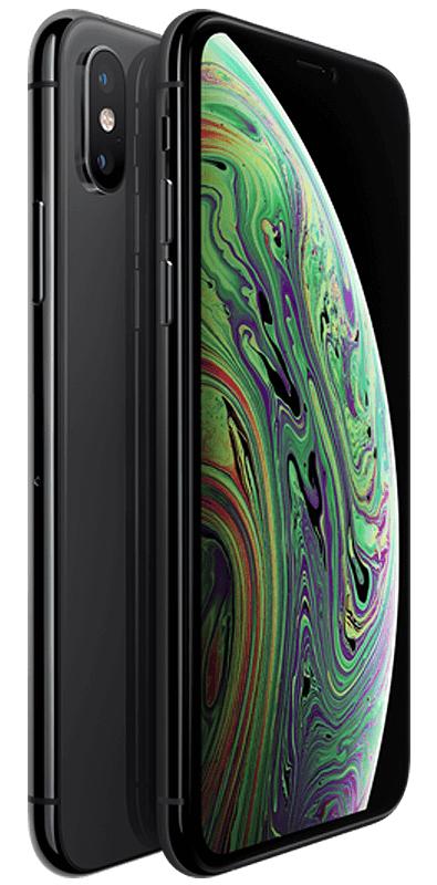 Apple iPhone XS 256GB im MD Green LTE 18GB, monatlich 36,99€, einmalig 1€