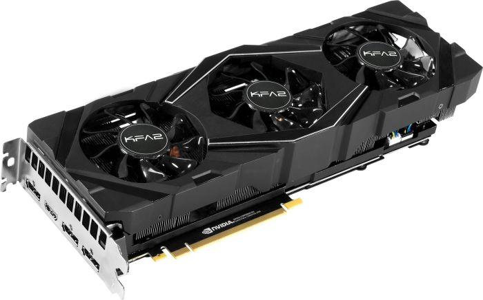 Nvidia / KFA2 GeForce RTX 2080 Ti EX - 11GB -- ab 1079€