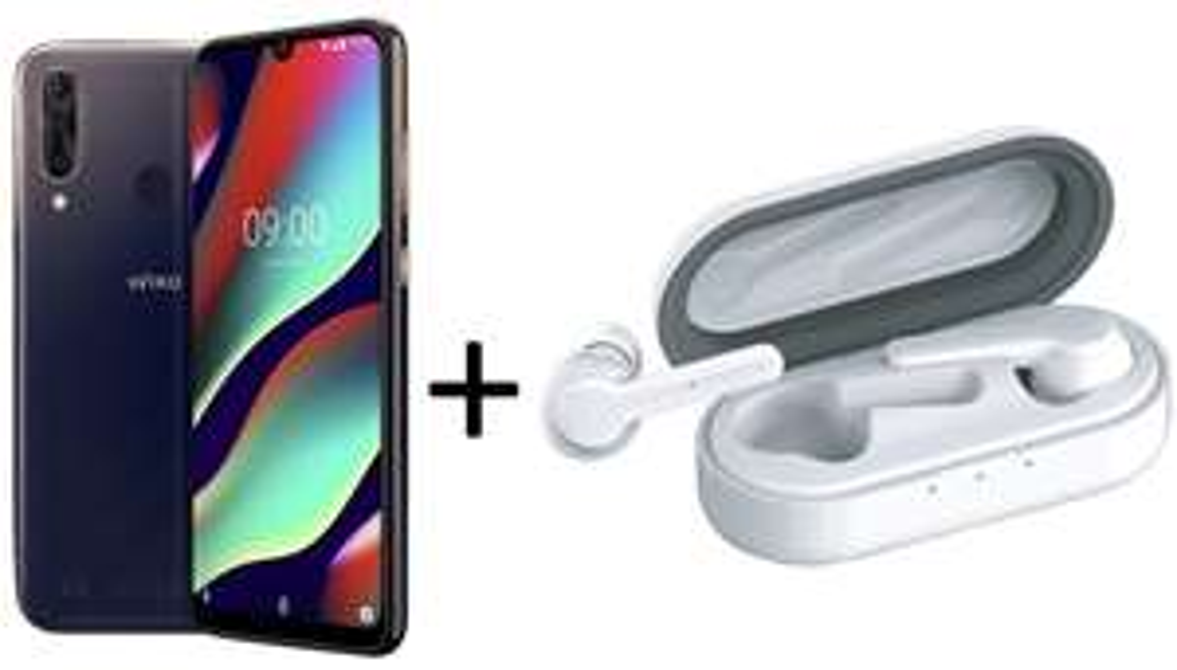 Smartphone-Sammeldeal: z.B. Wiko View3 Pro + Wiko WiShake 2 In-Ears für 179€   Honor 20 Pro Phantom Black für 333€