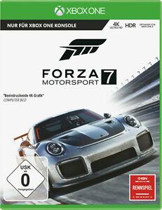 [Saturn Abholung] Forza Motorsport 7 Standard Edition für Xbox One bei Abholung