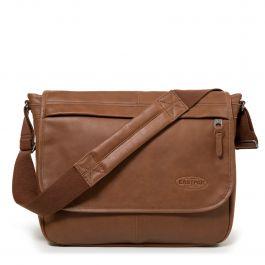 Luxus Eastpak: Delegate Tasche in Leder (!)