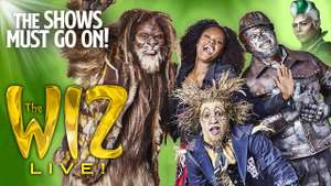The Wiz Live! (Musical Aufzeichnung)   The Shows Must Go On (YouTube)