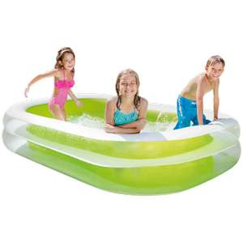 Intex Family XL Pool 262 x 175 x 56 cm