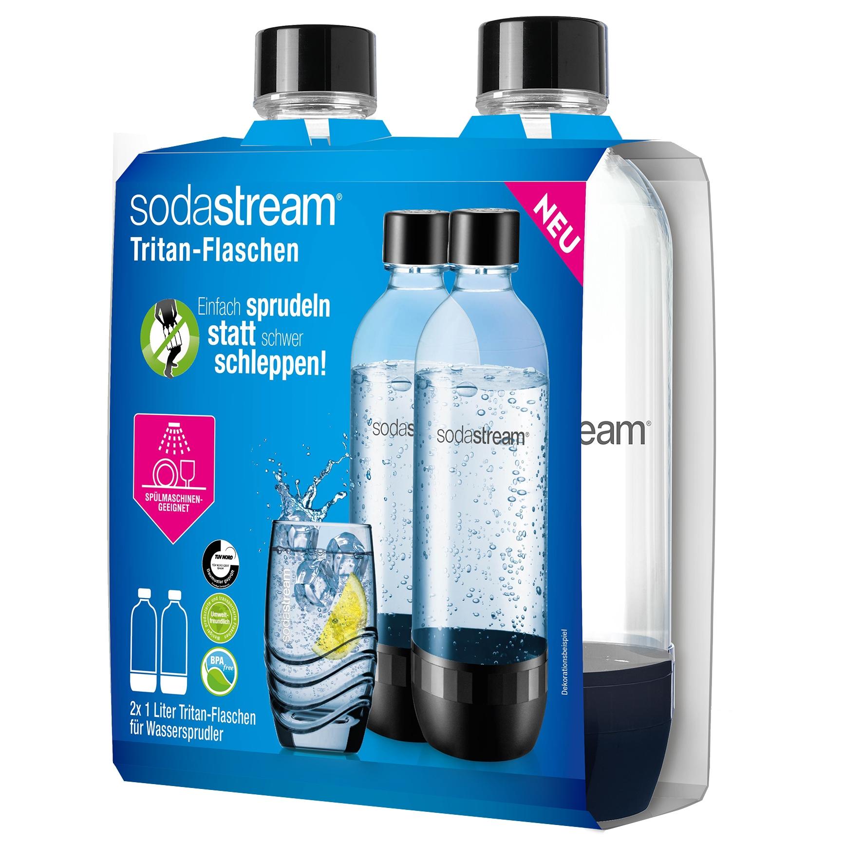 Sodastream Tritan duo pack