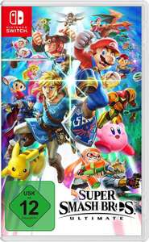 Super Smash Bros Ultimate - Nintendo Switch [expert.de]
