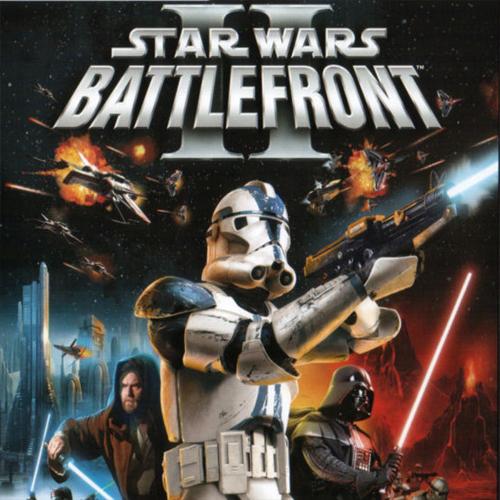 Star Wars: Battlefront II (Classic 2005) (Steam) für 2,46€ (GamersGate)