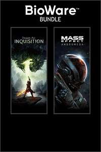 Das BioWare-Bundle Xbox One - Mass Effect: Andromeda – Deluxe Recruit Edition + Dragon Age: Inquisition - Game of the Year Edition