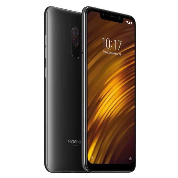 Xiaomi Pocophone F1 mit 6,18 FHD+, Snapdragon 845, 6GB RAM, 64GB, 4000mAh für 173,99€ (Cdiscount)