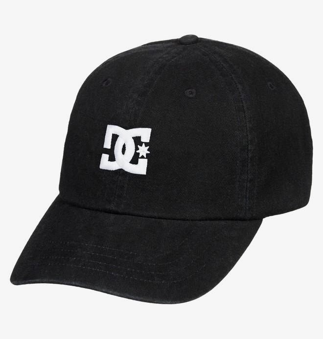 [DC Shoes] 40% Rabatt und kostenloser Versand auf fast 200 Artikel - z.B. DC Uncle Fred 2 Cap (black)