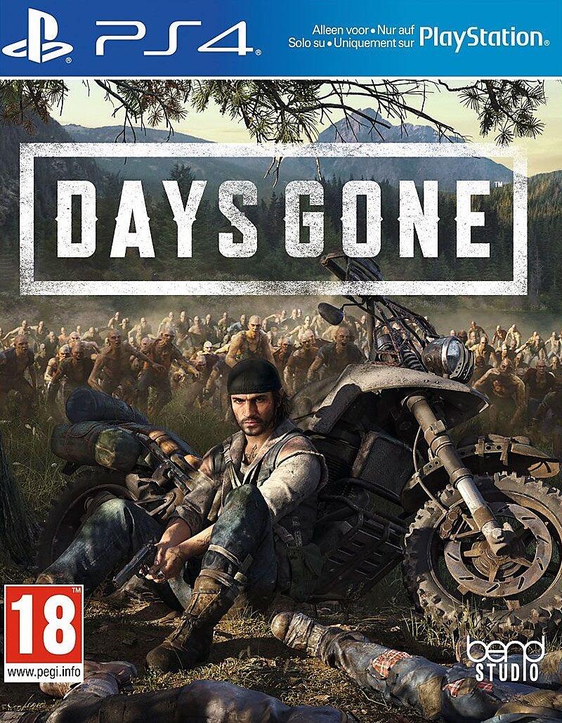 [Lokal Saturn Frankfurt Myzeil] Days Gone PS4 9€