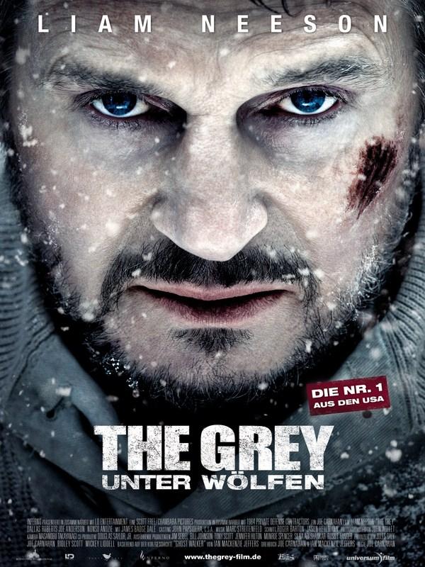 The Grey – Unter Wölfen - Film mit Liam Neeson kostenlos im Stream (Servus TV)