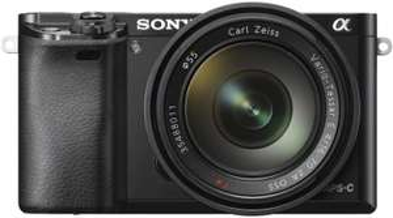 Sony Alpha 6000 Systemkamera inkl. 16-70F4 ZA Objektiv - Vorbestellung