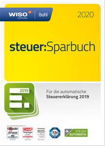 Buhl Steuer Sparbuch 2020