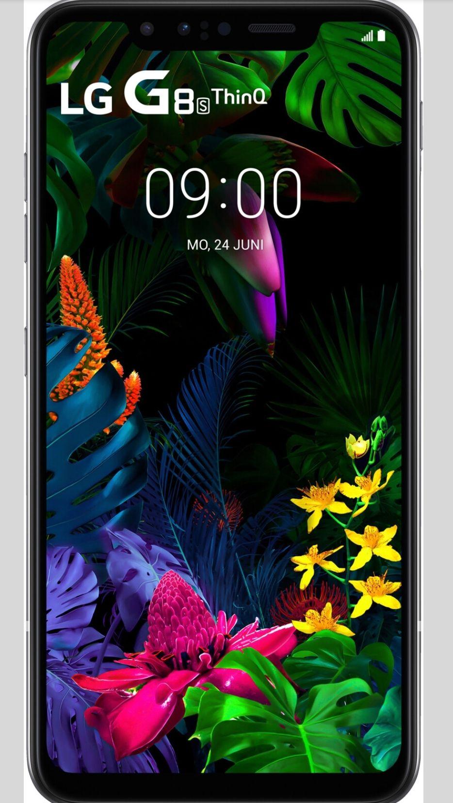 [Saturn ebay] LG G8s ThinQ, 128 GB, Mirror White