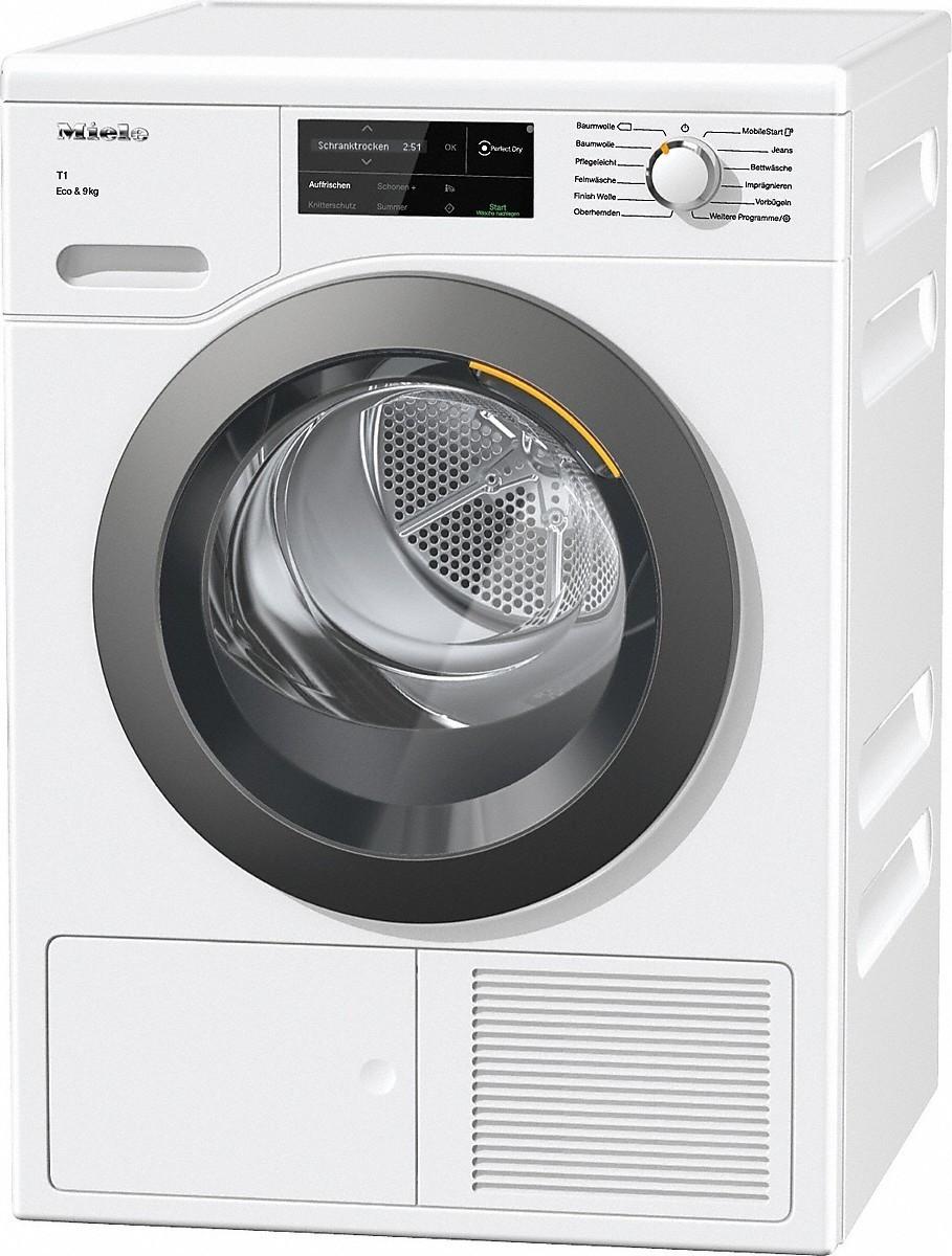 3% auf alles + 5% auf Miele + 5J Garantie: z.B. Miele WWR860 WPS PWash2.0 & TDos XL & WiFi W1 Waschmaschine (A+++ -40%, 9kg, 1600U/min)