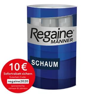 Regaine Schaum 3x60ml (Minoxidil 5%)