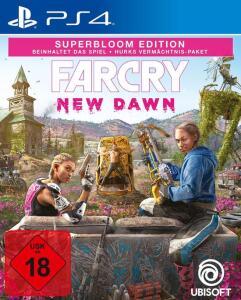 Far Cry New Dawn Superbloom Edition (PS4 & Xbox One) für je 19,99€ (GameStop Abholung)