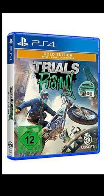 Trials Rising Gold Edition zum Bestpreis(PS4) Abholung Müller