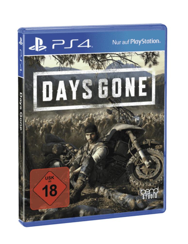 [Lokal Saturn Riem-Arcaden München] Days Gone PS4