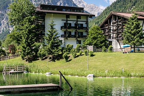 Urlaubs-Freunde! 4* Familienparadies im Vorarlberg bis 24.06.- 10Uhr! 2-Nächte - 2 Personen