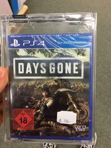 LOKAL Days Gone PS4 10€