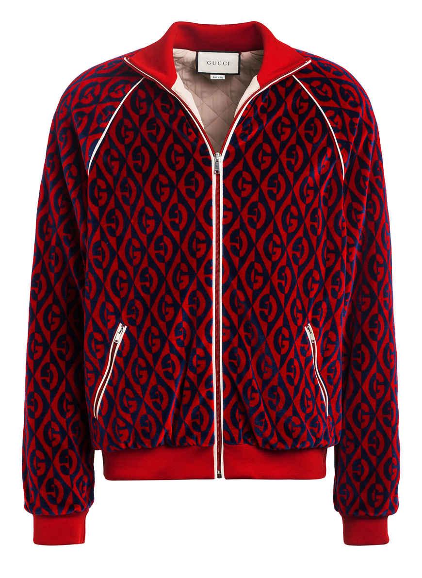 Gucci Blouson in S-XL mit Breuninger Card 760,75€ Made in Italy Passende Hose 396€ statt 980€ Passende Jacke 556€ statt 1300€
