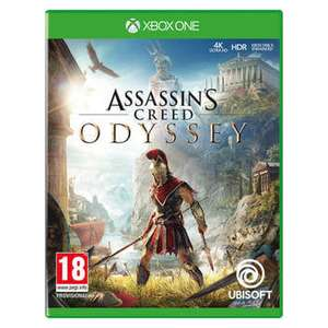 (Schweiz) Assassin's Creed Odyssey (Xbox One) & Far Cry 5 (PS4) & Detroit Become Human (PS4) & Blood & Truth (PS4-VR) für je 9,30€