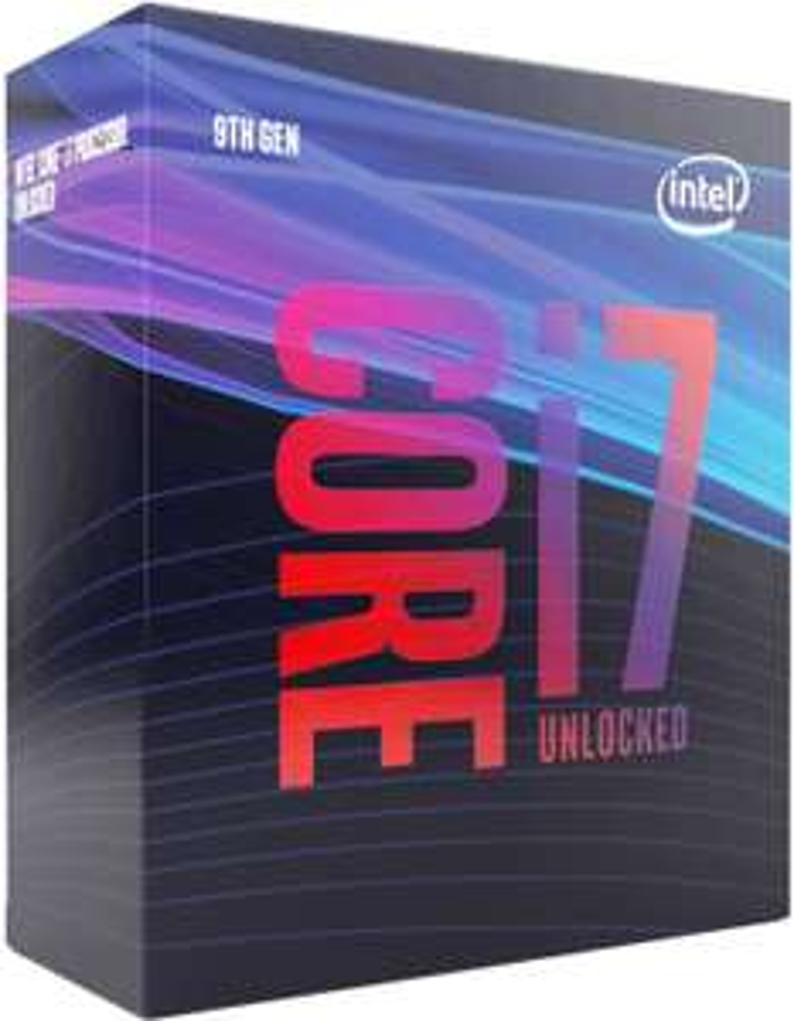 Amazon.de Intel Core i7-9700K Prozessor (Amazon als Verkäufer wählen)