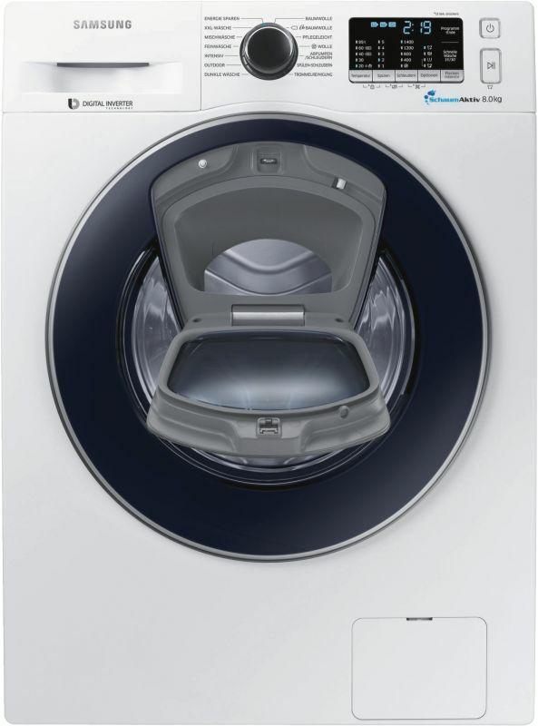 Samsung Waschmaschine ww80k5400uw - 50€ Cashback