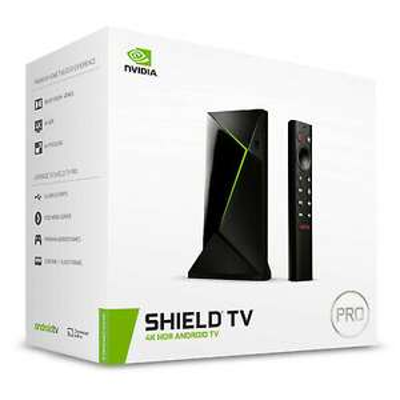 NVIDIA Shield TV Pro für 197,10€ (eBay)