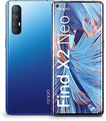 OPPO Find X2 Neo Smartphone (16,5 cm (6,5 Zoll)) 256 GB interner Speicher, 5G, 12 GB RAM, 4260mAh mit 30W Blitzladen, 48MP [Amazon]