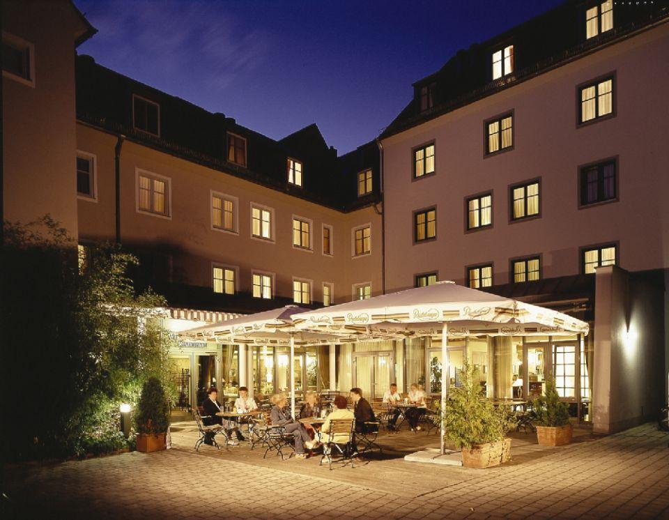 Best Western Lutherstadt Wittenberg. Edles 4* Hotel in der Altstadt - gute Bewertungen!
