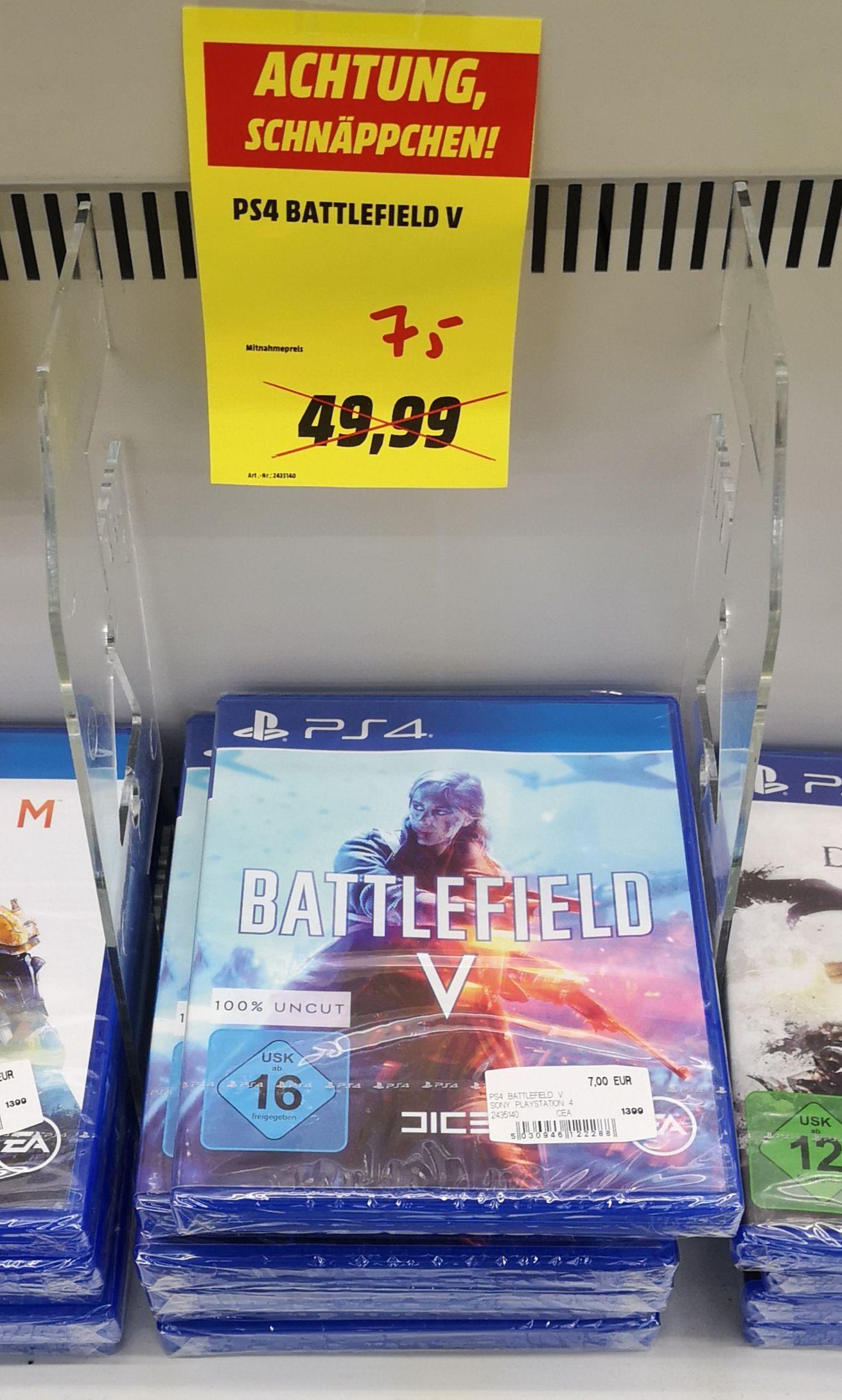 LOKAL MM Schweinfurt Battlefield 5 für 7 €
