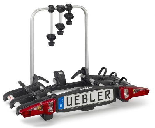 Fahrradträger Uebler i31 (für 3 Räder, falt- und klappbar)