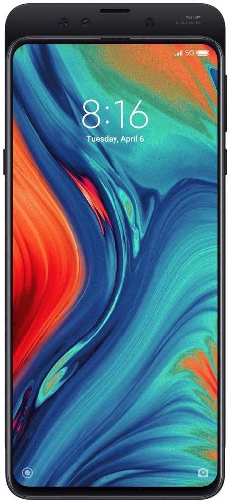 "Xiaomi Mi Mix 3 5G 6/128GB Schwarz (6,39"" FHD+ AMOLED, 225g, SD855, NFC, 3800mAh, 18W, AnTuTu 448k) [V&V Amazon]"
