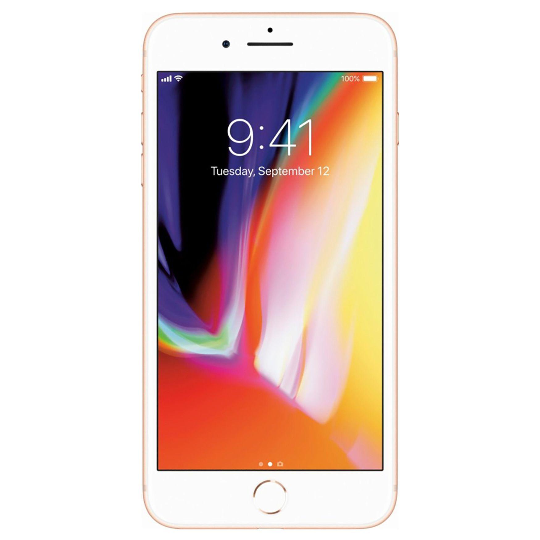 """Apple iPhone 8 Plus 64/3GB - A11 Prozessor (331K Antutu) - 5,5"""" FHD IPS Display - 2675mAh Akku   Media-Saturn"""