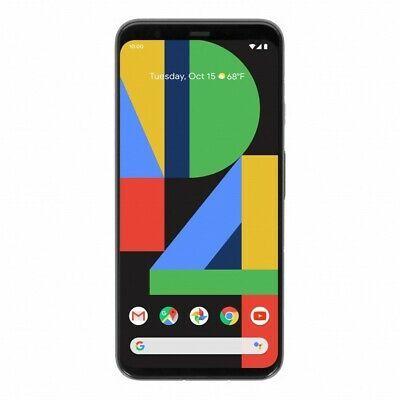 Google Pixel 4 64 GB schwarz -ohne simlock- NEU!