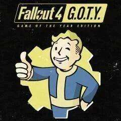 Fallout 4 Game of The Year Edition (Steam) für 6,69€ (CDKeys)