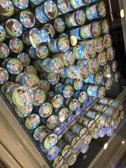 (Lokal) Ben and Jerry's Ice Cream - nur 2,93 Euro