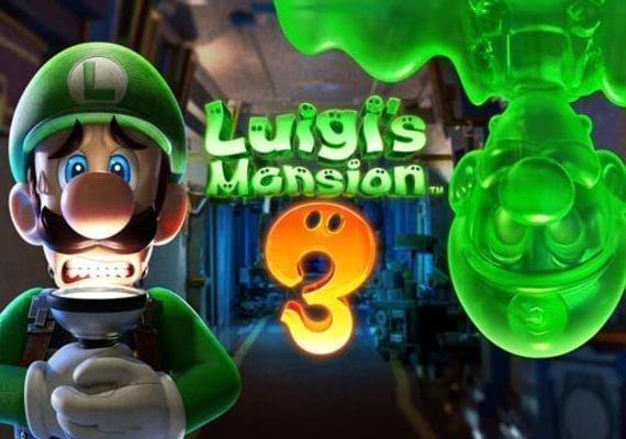 Luigi's Mansion 3 (Switch US Shop Version) [Gamivo]