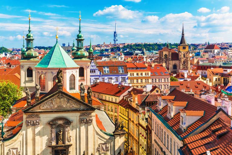 Wochenende in Prag: 1 Nacht im zentralen 4* Apartment nur 42€