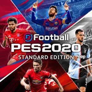 eFootball PES 2020 (PS4) für 7,49€ (PSN Store)