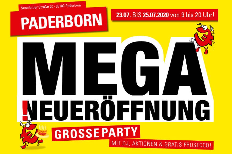 Sconto NEUERÖFFNUNG Paderborn 30% Rabatt auf 1x Artikel n.Wahl