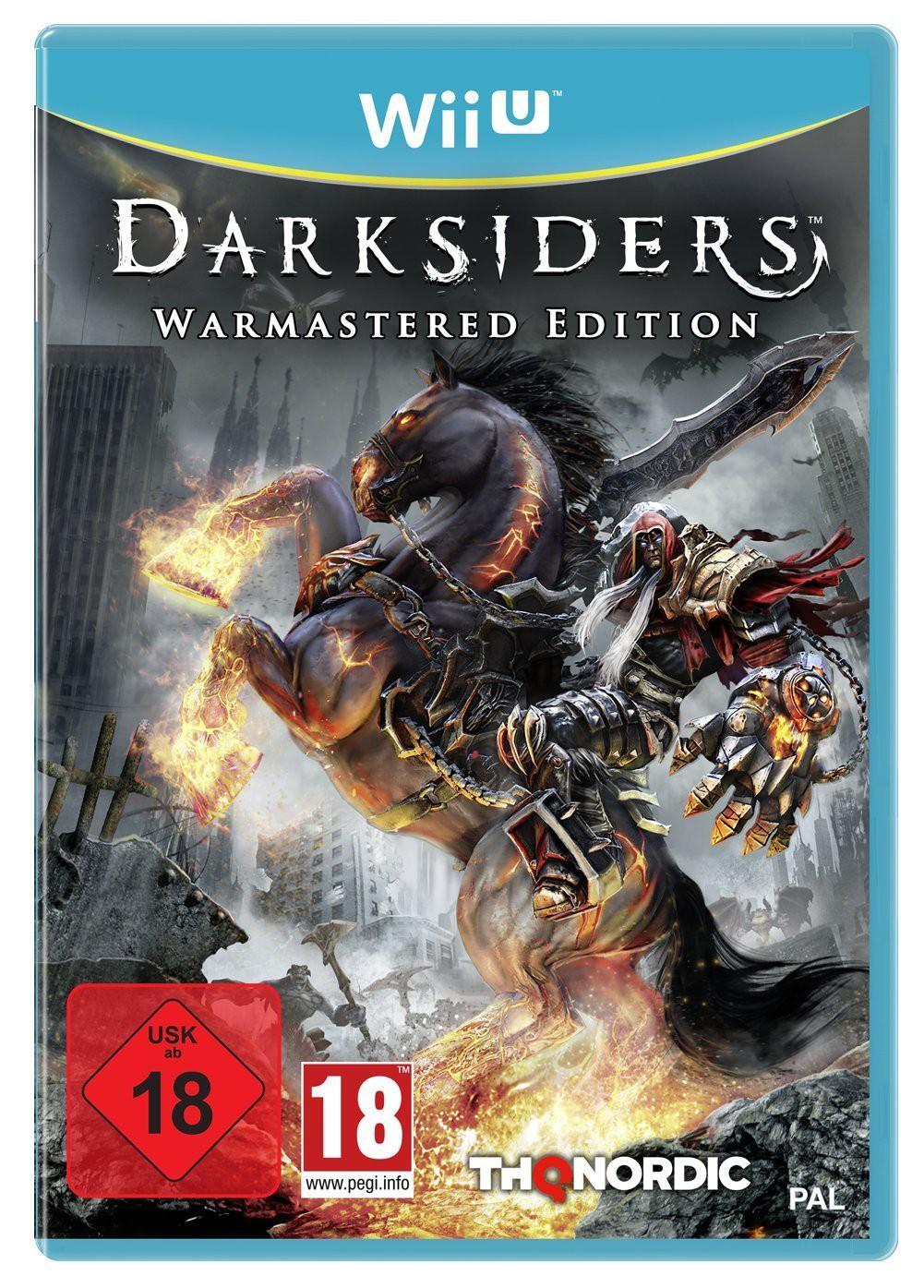 Darksiders: Warmastered Edition (Wii U, multilingual, Metacritic 77/7.9)