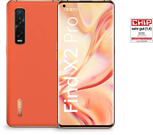 Oppo Find X2 Pro Orange Leder zum Bestpreis plus Oppo Watch (ca. 250€) gratis