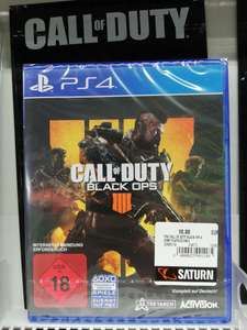 PS4 Call of Duty Black Ops 4 (Saturn Bundesweit?)