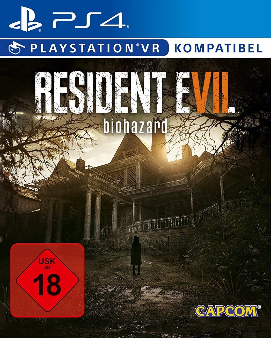 Resident Evil 7 biohazard [Müller]