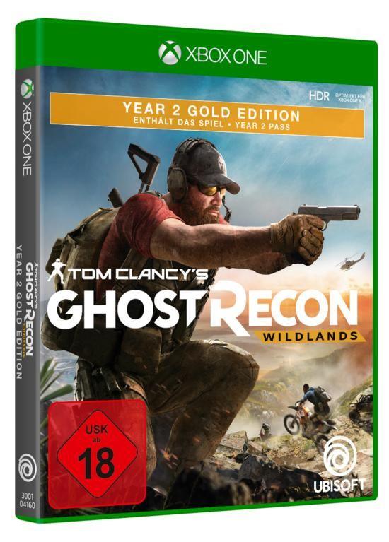 Tom Clancy's Ghost Recon Wildlands Year 2 Gold Edition [Gamestop Abholung]