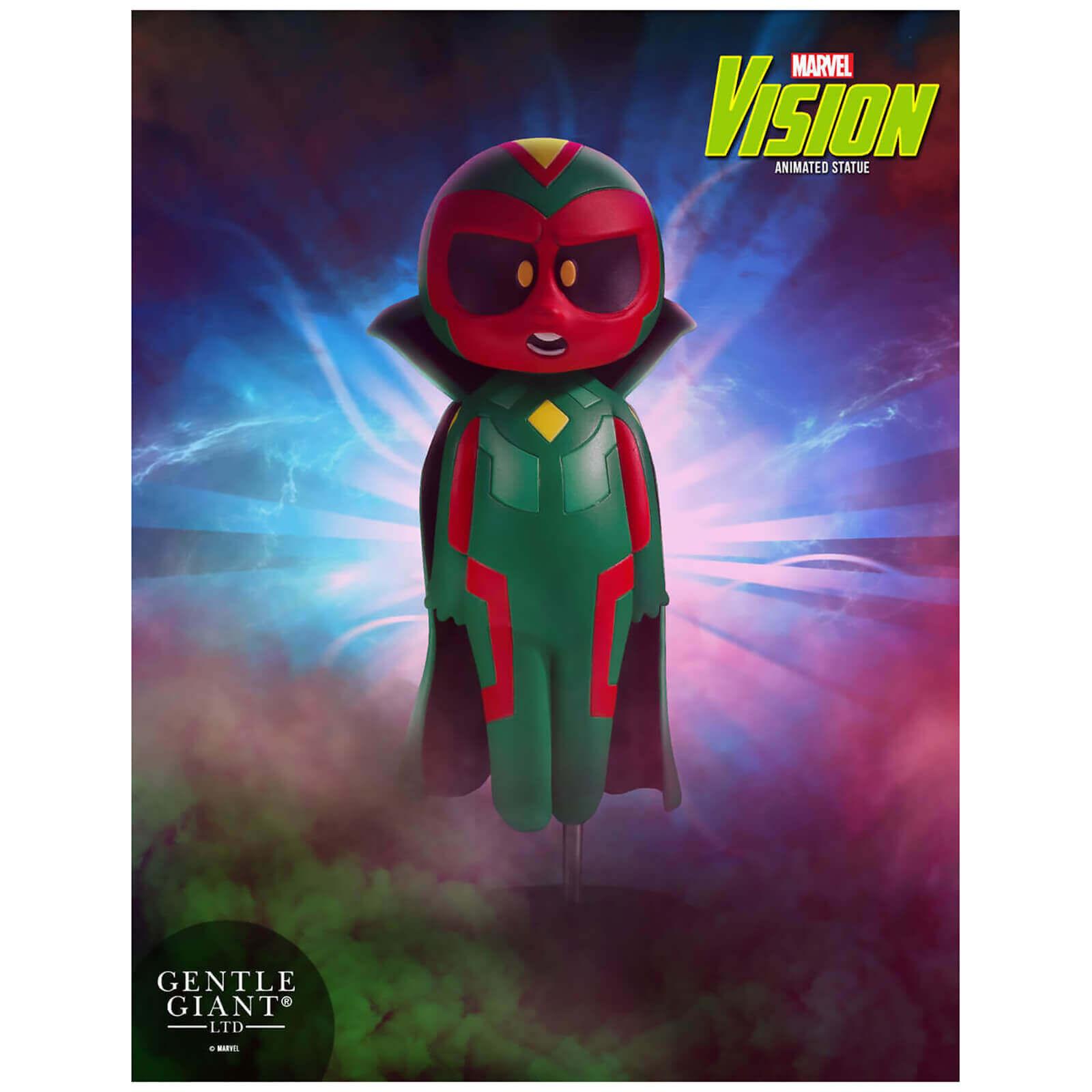 Gentle Giant Marvel Avengers Vision Animated Statue - 15cm für 16,46€ @ Zavvi